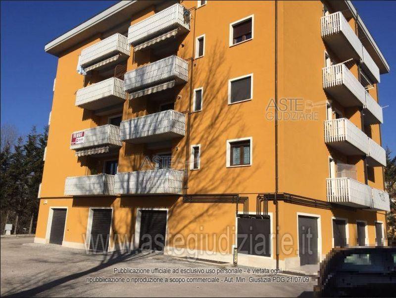 L'Aquila – Via Mulino di Pile n.11 – Appartamento in Asta